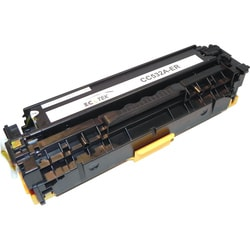 eReplacements Toner Cartridge - Alternative for HP (CC532A) - Yellow