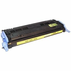 eReplacements Toner Cartridge - Alternative for HP (Q6002A) - Yellow