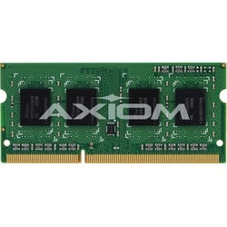 Axiom 2GB DDR3-1600 SODIMM for HP - B4U38AA, B4U38AT, H2P63AA, H2P63A