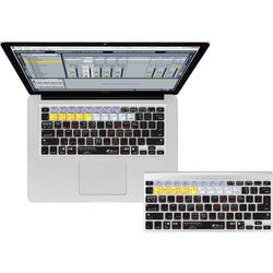 KB Covers Ableton Live Keyboard Cover for MacBook/Air 13/Pro (2008+)/