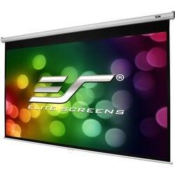 Elite Screens M100S Manual Ceiling/Wall Mount Manual Pull Down Projec