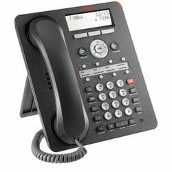 Avaya-IMBuyback 1408 Standard Phone - Black
