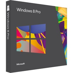 Microsoft Windows 8 Pro 64-bit - 1 PC - OEM