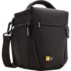 Case Logic TBC-406-BLACK Carrying Case (Holster) for Camera, Lens Cap