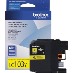 Brother Innobella LC103Y Ink Cartridge - Yellow