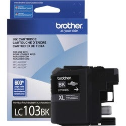 Brother Innobella LC103BK Ink Cartridge - Black - Thumbnail 0