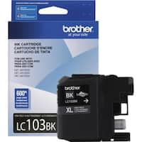 Brother Innobella LC103BK Ink Cartridge - Black