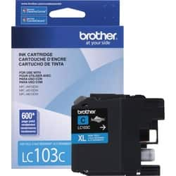 Brother Innobella LC103C Ink Cartridge - Cyan|https://ak1.ostkcdn.com/images/products/etilize/images/250/1023275137.jpg?impolicy=medium