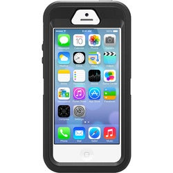 OtterBox Black Case Defender Series for Apple iPhone 5
