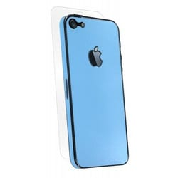 BodyGuardz BZ-ARBI5-0912 Blue Armor Rindz for iPhone 5