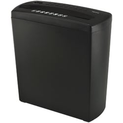 Gear Head 6 Sheet Strip-Cut Shredder for Home/Office