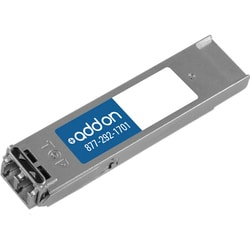 AddOn Finisar FTLX1811M3 Compatible TAA Compliant 10GBase-ZR XFP Tran