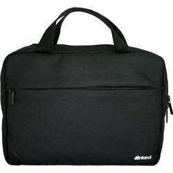"Inland Products Carrying Case (Briefcase) for 15.6"" Notebook - Black"