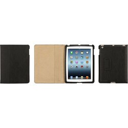 Griffin Slim Folio Case for iPad 2, iPad 3, and iPad (4th gen) - Black