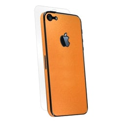 BodyGuardz BZ-ARLI5-0912 Orange Armor Rindz for iPhone 5