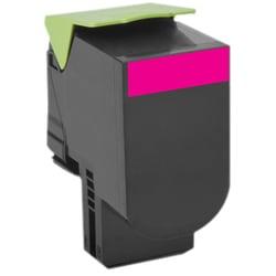 Lexmark Unison 800H3 Toner Cartridge - Magenta