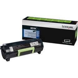 Lexmark Unison 601H Toner Cartridge - Black