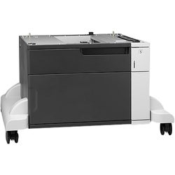 HP LaserJet 1x500-sheet Feeder with Cabinet and Stand