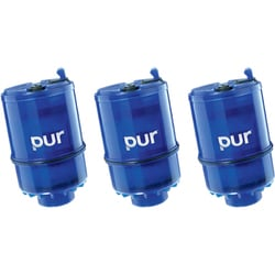 Pur Faucet Mount Replacement Water Filter MineralClear (3 Pack)