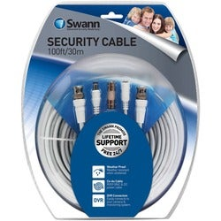 Swann Video & Power 100ft / 30m BNC Cable