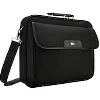 Targus OCN1 15.6� Traditional Notepac Clamshell Case, Black