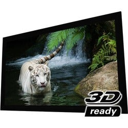 """EluneVision Reference Studio Fixed Frame Projection Screen - 125"""""""