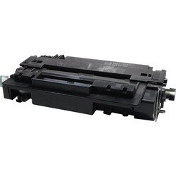 eReplacements Toner Cartridge - Alternative for HP (CE255A) - Black -