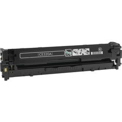 eReplacements Toner Cartridge - Alternative for HP (CE320A) - Black -