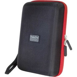 "Digital Treasures PocketPro Carrying Case for 7"" Tablet - Black, Red"