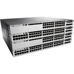 Cisco Catalyst WS-C3850-48T-S Layer 3 Switch