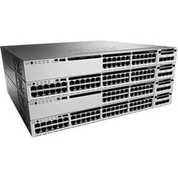 Cisco Catalyst WS-C3850-48P-S Ethernet Switch