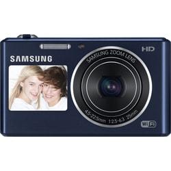 Samsung DV150F 16.2MP Black Dual-View Smart Digital Camera