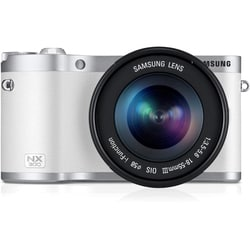 Samsung NX300 Mirrorless Digital Camera 20-50mm F/3.5-5.6 ED II Lens