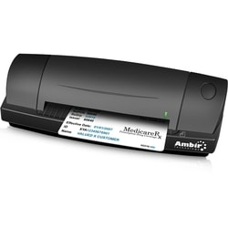Ambir DS687 Sheetfed Scanner - 600 dpi Optical - Thumbnail 0