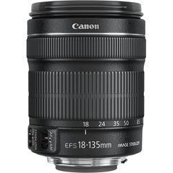 Canon 18 mm - 135 mm f/3.5 - 5.6 Zoom Lens for Canon EF/EF-S|https://ak1.ostkcdn.com/images/products/etilize/images/250/1024376925.jpg?_ostk_perf_=percv&impolicy=medium