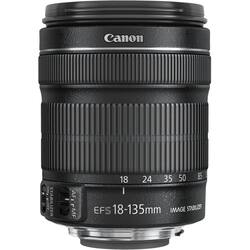 Canon 18 mm - 135 mm f/3.5 - 5.6 Zoom Lens for Canon EF/EF-S|https://ak1.ostkcdn.com/images/products/etilize/images/250/1024376925.jpg?impolicy=medium