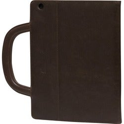 Mobile Edge Deluxe Carrying Case (Portfolio) for iPad - Brown