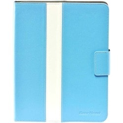 Gear Head Executive FS4300BLU Carrying Case (Portfolio) for iPad - Bl