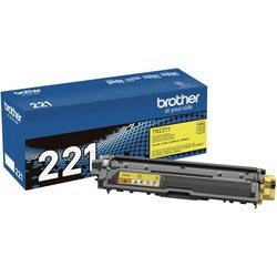 Brother Toner Cartridge (Yellow)