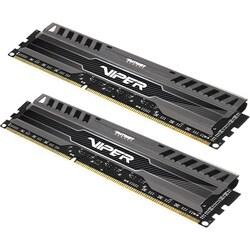 Patriot Memory Viper 3 Series, Black Mamba, DDR3 16GB (2 x 8GB) 2133M