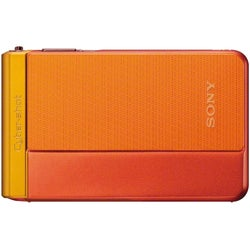 Sony Cyber-shot DSC-TX30 18.2 Megapixel Compact Camera - Orange