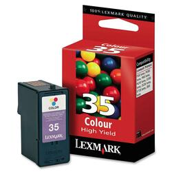 Lexmark Color Ink Cartridge - Color
