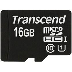 Transcend 16 GB microSDHC