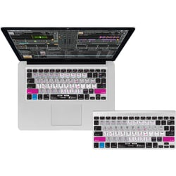 KB Covers Avid Media Composer Keyboard Cover