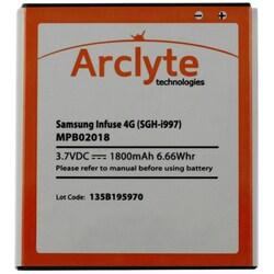 Arclyte Samsung Batt Infuse 4G; Infuse SGH-I997