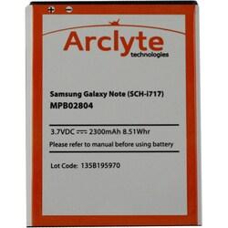 Arclyte Samsung Batt Galaxy Note; Galaxy Note