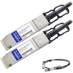AddOn Juniper Networks QFX-QSFP-DAC-1M Compatible TAA Compliant 40GBa