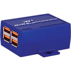 B&B USB 2.0 HUB, 4 PORT