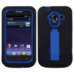 INSTEN Dark Blue/ Black Phone Case Cover for ZTE N9120 Avid 4G