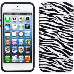 INSTEN TPU Soft Silicone Gel Soft Phone Case for Apple iPhone 5/ 5S/ SE